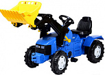 Педальный трактор Rolly Toys New Holland TD 5050 046713