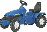 Педальный трактор Rolly Toys Farmtrac NH TD 5050 036219