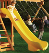 Горка - скат Playnation Super Scoop Slide Yellow