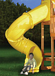 Горка - скат Playnation Super Tube Slide Yellow