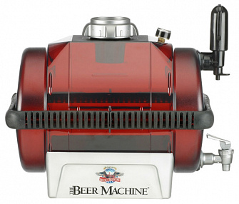 Пивоварня Beer Machine DeLuxe 2008 #